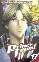 The Prince of Tennis II Vol. 17