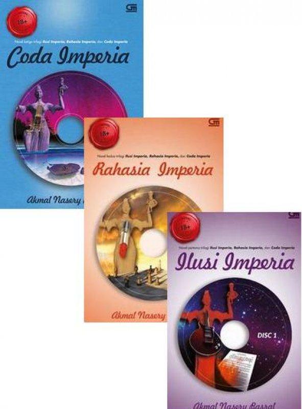 Cover Buku PAKET IMPERIA
