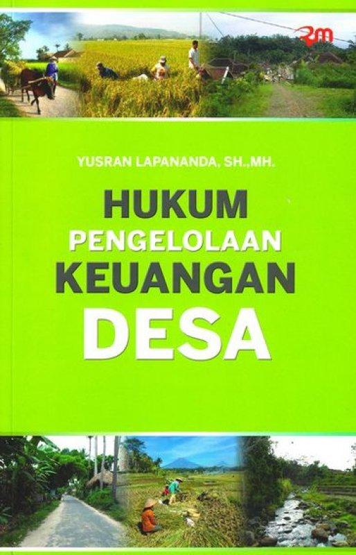 Cover Buku Hukum Pengelolaan Keuangan Desa (RMBOOKS)