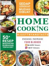 Home Cooking (Promo Best Book)