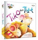 Dongeng Halo Balita: Tiko dan Tidut (Boardbook)
