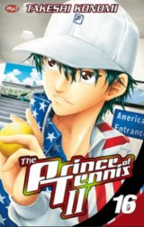 The Prince of Tennis II #16