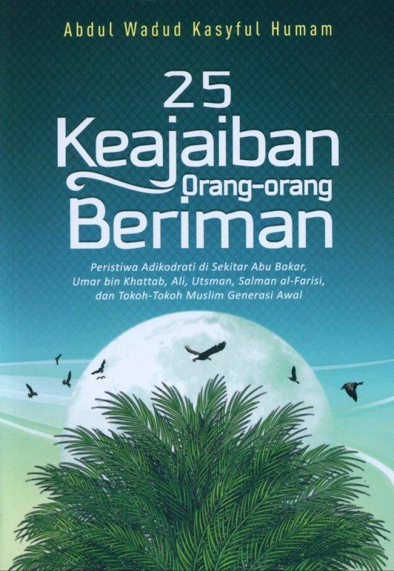 Cover Buku 25 Keajaiban Orang_Orang Beriman