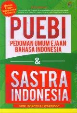 PUEBI & SASTRA INDONESIA EDISI TERBARU & TERLENGKAP