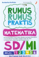 Rumus-Rumus Praktis MATEMATIKA SD/MI Kelas 1-6
