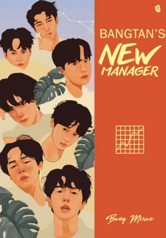 Cover Buku Bangtans New Manager