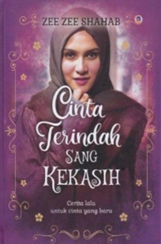 Cover Buku cinta terindah sang kekasih