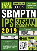 SUPER CERDAS LOLOS SBMPTN IPS SOSHUM 2019 BONUS CD CBT