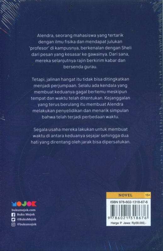 Cover Belakang Buku Anomali Hati