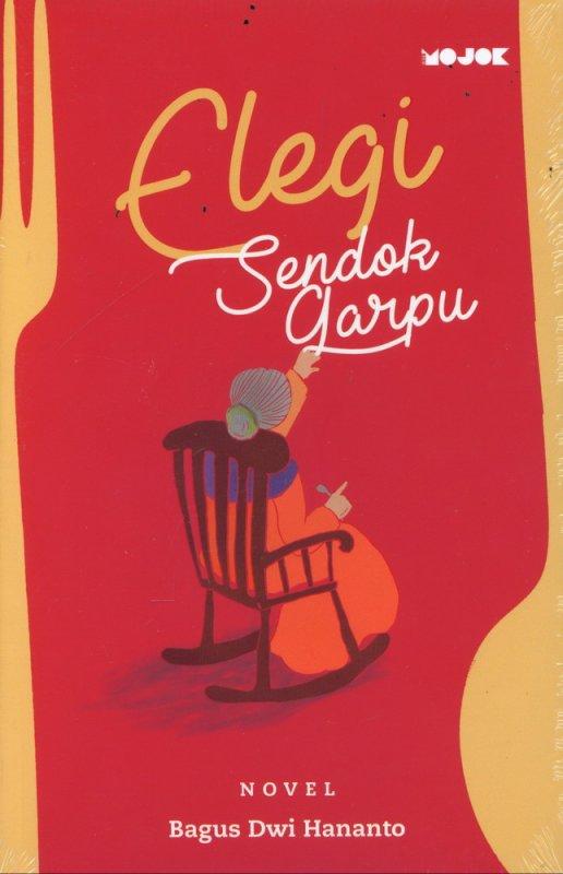 Cover Buku Elegi Sendok Garpu