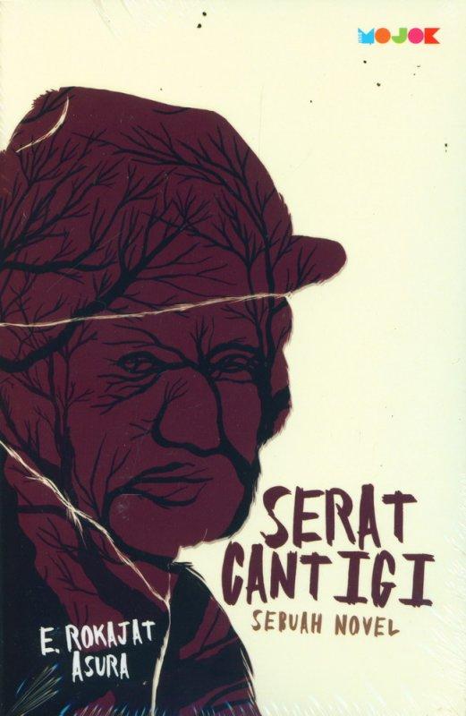 Cover Buku Serat Cantigi Sebuah Novel