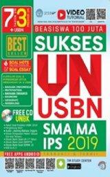 SUKSES UN-USBN SMP/MTS 2019 (Promo Best Book)
