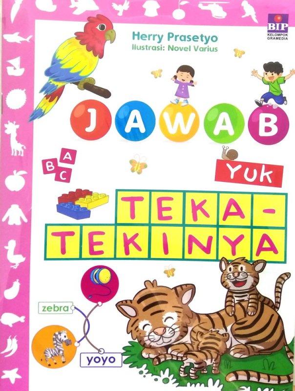 Cover Buku Jawab Yuk Teka-Tekinya