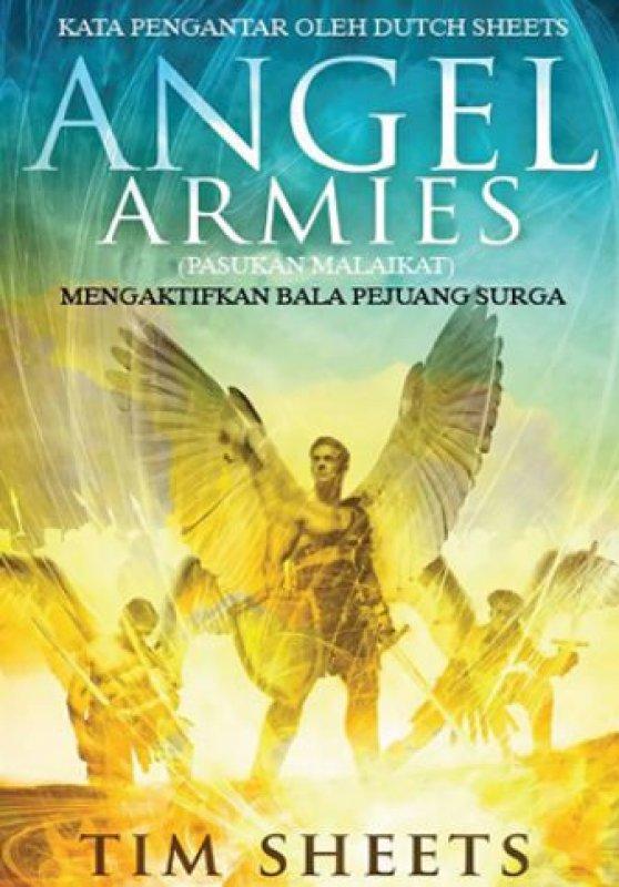 Cover Buku Pasukan Malaikat