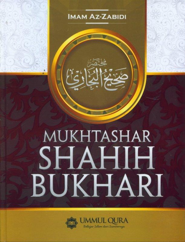 Cover Buku MUKHTASHAR SHAHIH BUKHARI (Hard Cover)