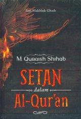 Setan dalam Al-Quran Cover Baru