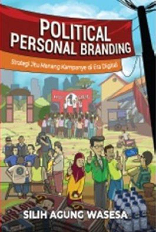 Cover Buku Political Personal Branding