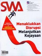Majalah SWA Sembada No. 14 | 12 - 25 Juli 2018