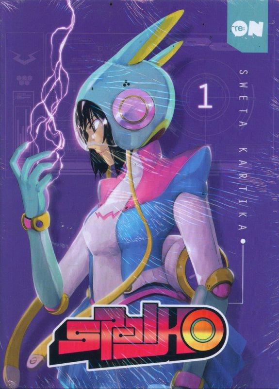 Cover Buku SPALKO VOL 1