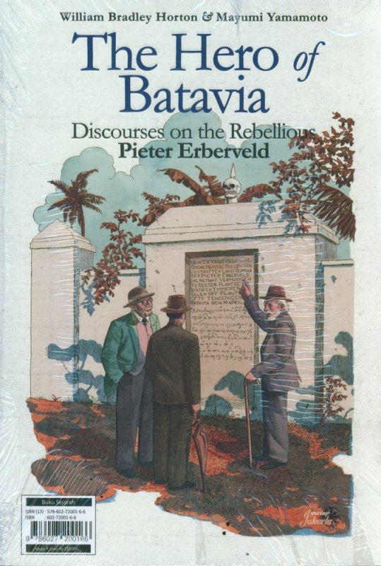 Cover Belakang Buku Pahlawan dari Batavia: Narasi Pieter Erberveld Melawan Kompeni