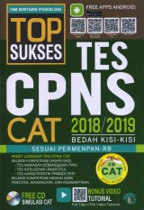 TOP SUKSES TES CPNS CAT 2018/2019