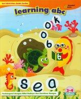 Seri Aktivitas Anak Cerdas: Learning ABC (2-4 tahun)