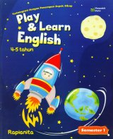 Play & Learn English 4-5 Tahun Semester 1