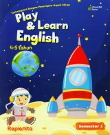 Play & Learn English 4-5 Tahun Semester 2