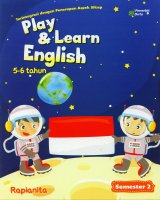 Play & Learn English 5-6 Tahun Semester 2