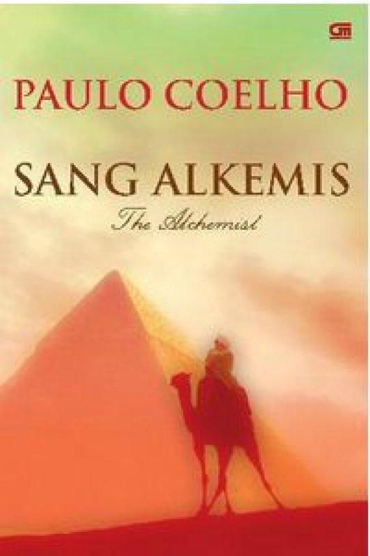 Cover Buku The Alchemist - Sang Alkemis (Edisi Revisi 2018)