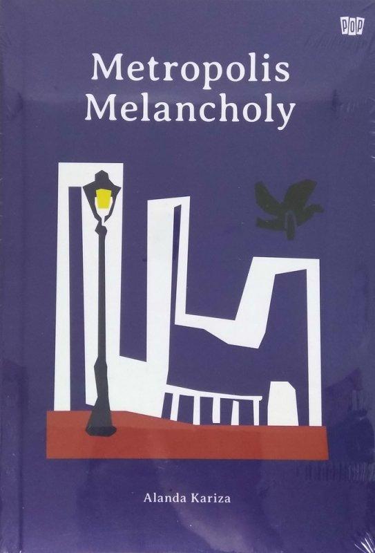 Cover Buku Metropolis Melancholy