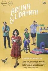 Aruna dan Lidahnya - Cover Film