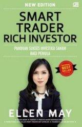 Smart Trader Rich Investor - Cover Baru