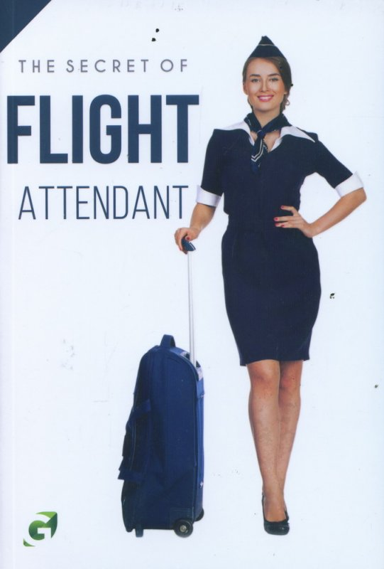 Cover Buku The Secret of Flight Attendant