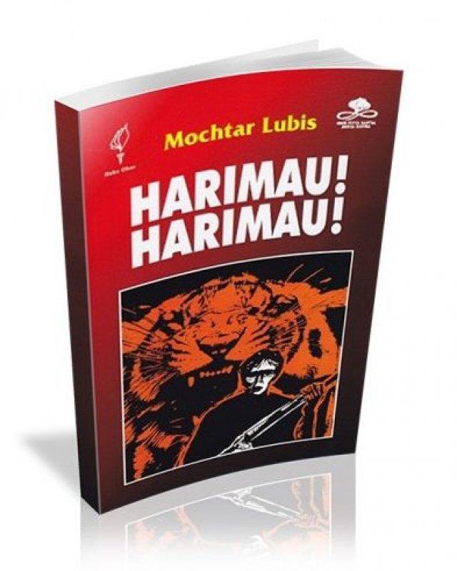 Cover Buku Harimau-Harimau