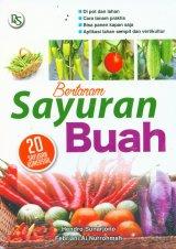 Bertanam Sayuran Buah
