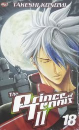 The Prince of Tennis II vol. 18
