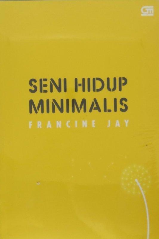 Cover Buku Seni Hidup Minimalis