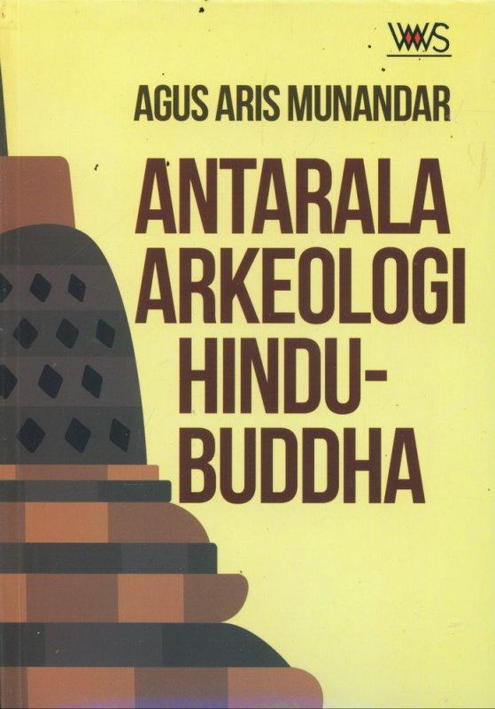 Cover Buku Antarala Arkeologi Hindu-Buddha