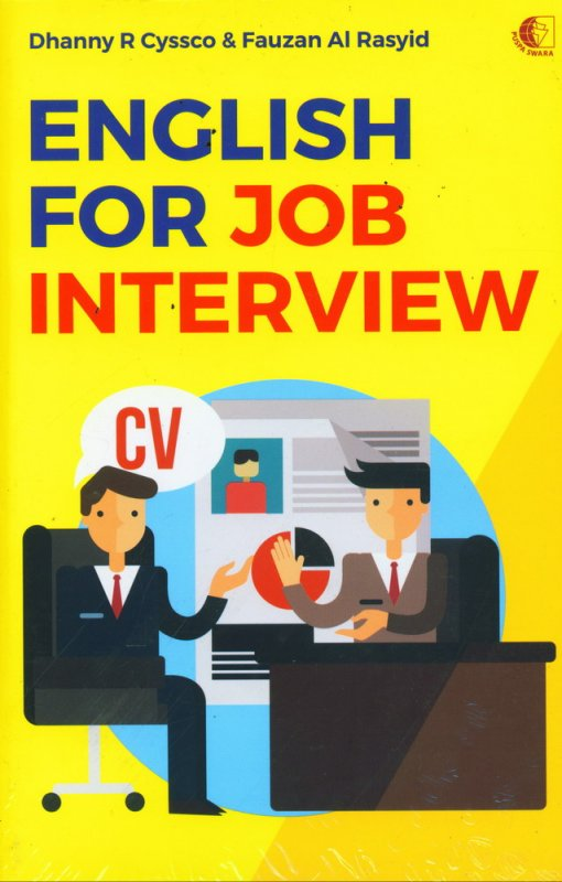 Cover Buku English For Job Interview