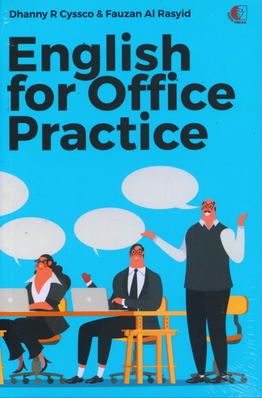 Cover Buku English for Office Practice
