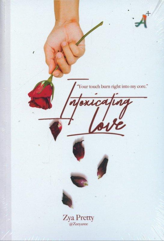 Cover Buku Intoxicating Love