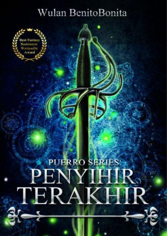 Cover Buku Puerro Series : Penyihir Terakhir