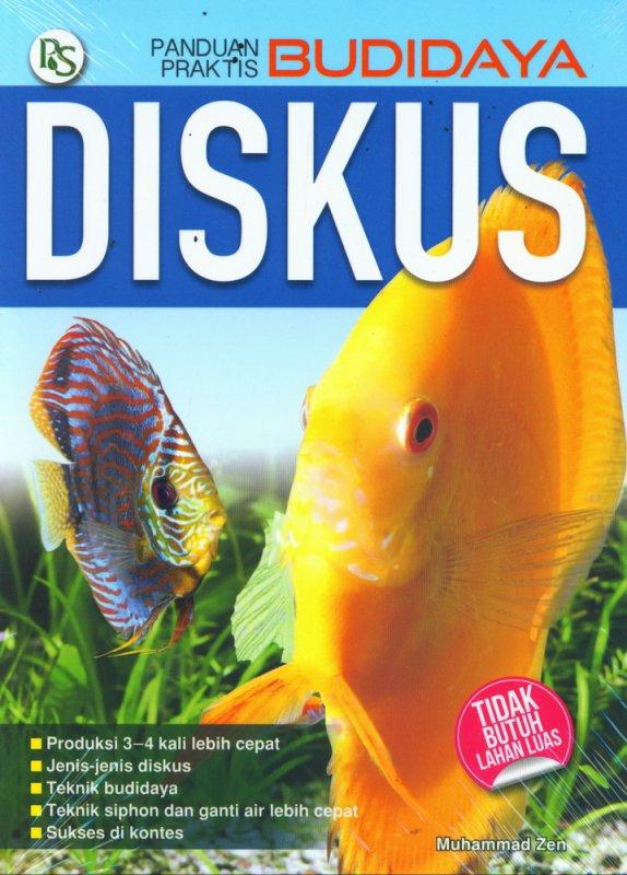 Cover Buku Panduan Praktis Budidaya DISKUS