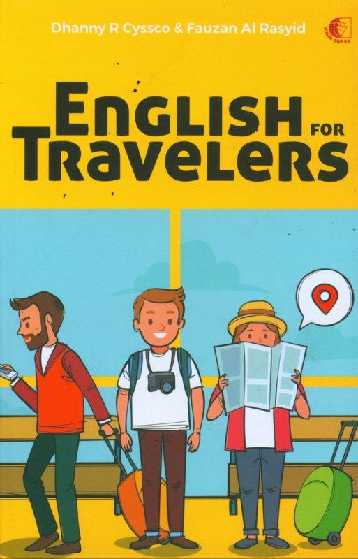 Cover Buku English For Travelers