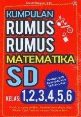 Kumpulan Rumus-Rumus Matematika SD Kelas 1,2,3,4,5,6