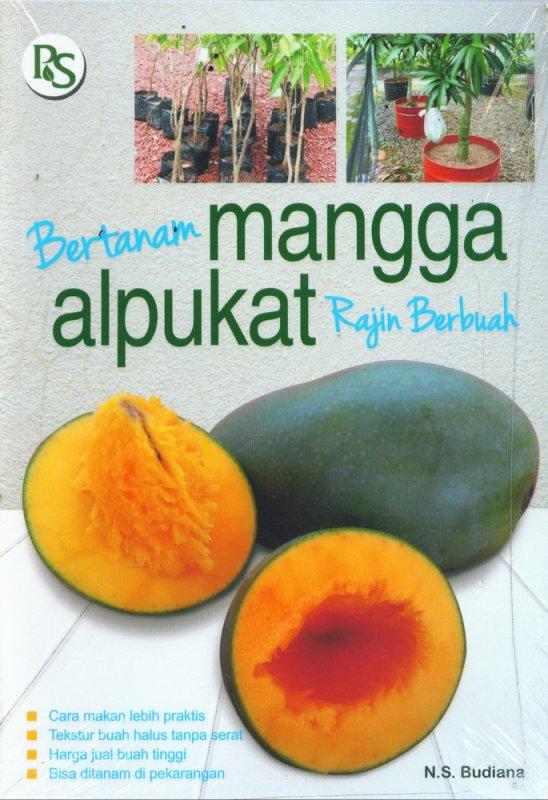 Cover Buku Bertanam Mangga Alpukat