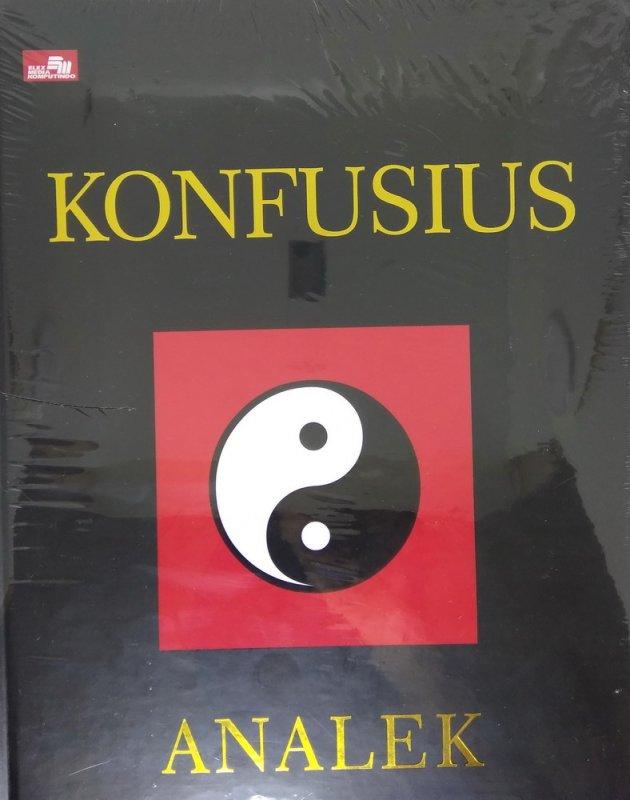 Cover Buku Konfusius - Analek [Hard Cover]