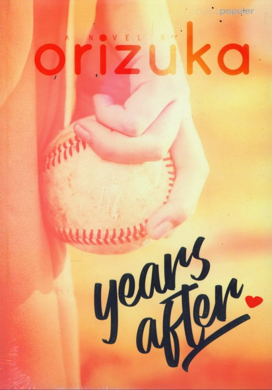 Cover Buku Years After