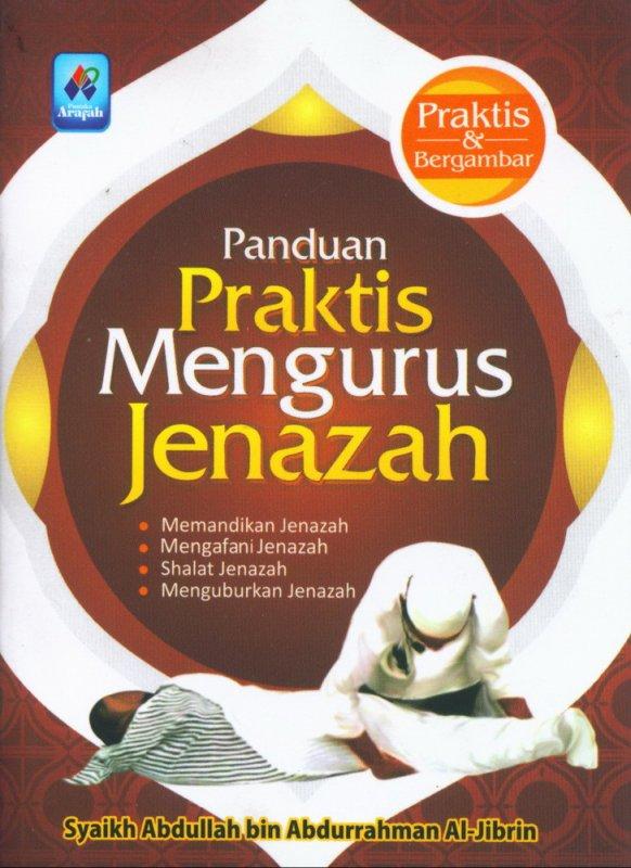 Cover Buku Panduan Praktis Mengurus Jenazah (buku saku)